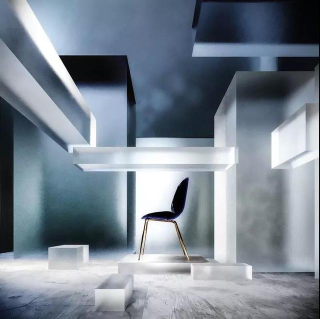 如何运用几何元素,打造永不落俗的时尚空间?