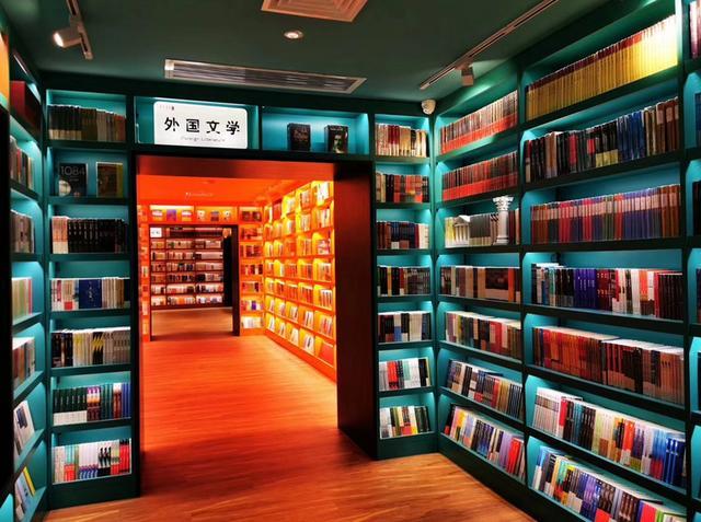 从卖书到卖知识 外文书店脱胎换骨正式对外开放